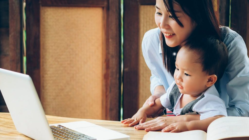Business ideas for moms