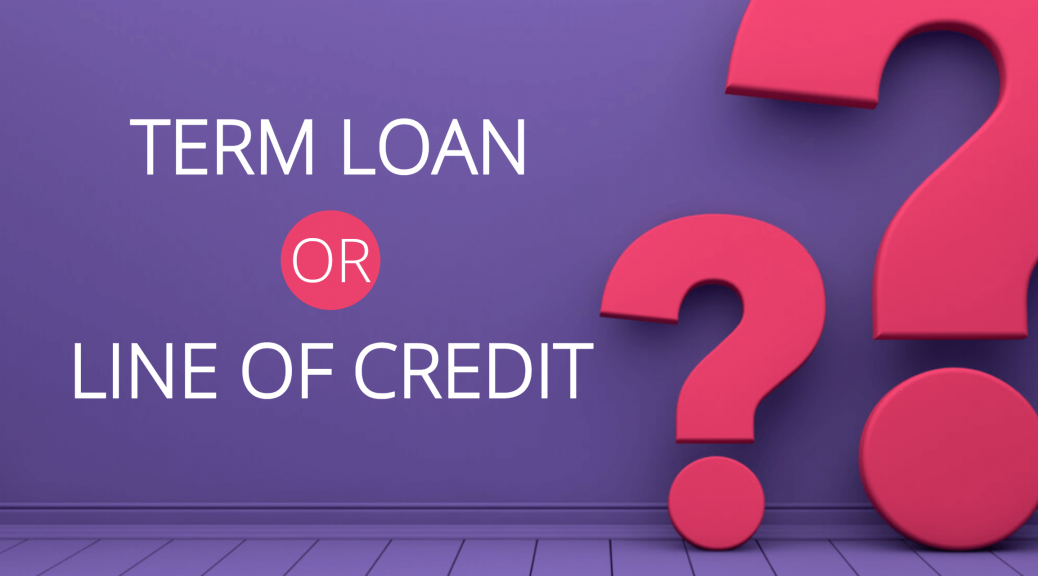 Line Of Credit Vs Loan What S The Difference