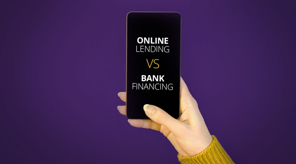 bank loan vs online loan