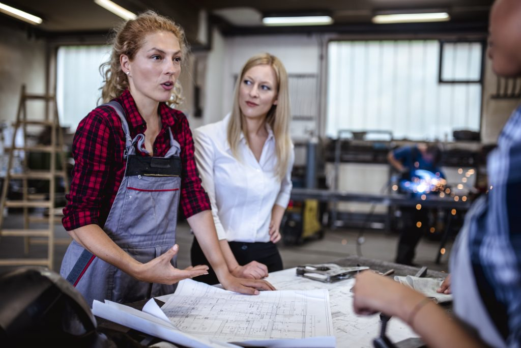 Manufacturing process improvement ideas