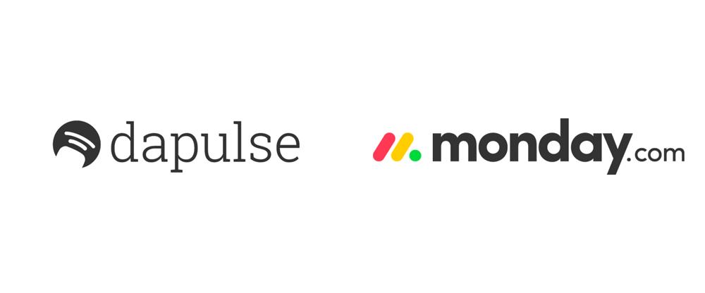 Dapulse rebrand Monday