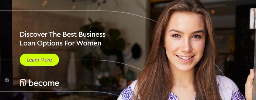 Best Business Loan Options for Women