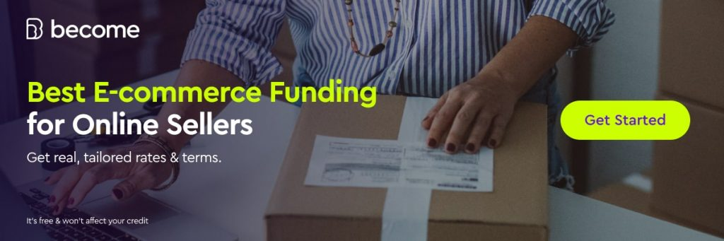 Apply for e-commerce funding
