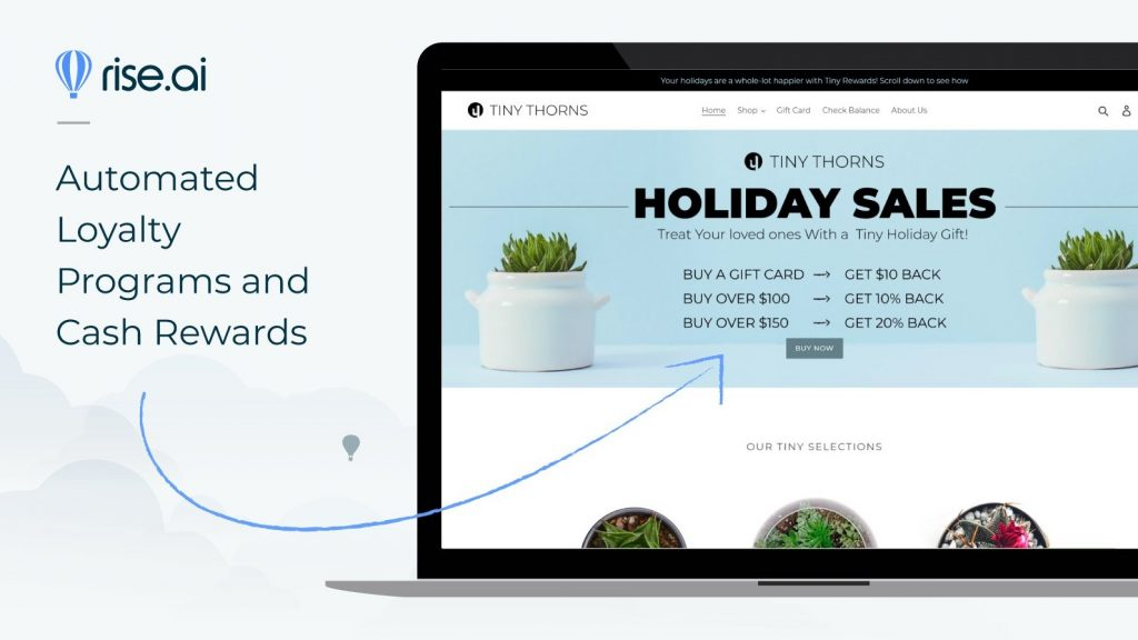 Gift Cards and Loyalty Programs
