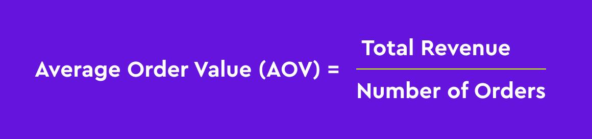 Increase AOV